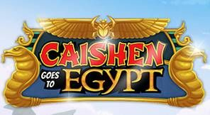 Caishen Goes to Egypt